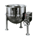 Floor Model Steam Kettle