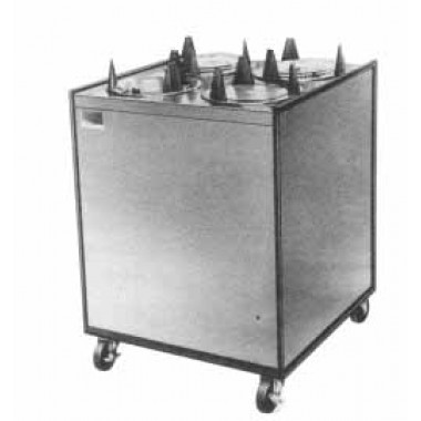 Drop-in Heated Plate Dispensers
