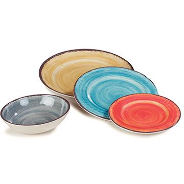 Carlisle Melamine Dinnerware